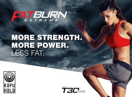New Class - Fatburn Extreme