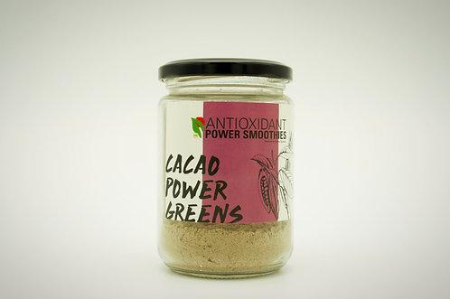 Greens Cacao Power Smoothie