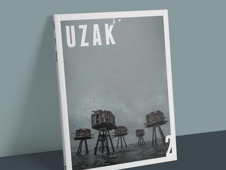 Uzak Dergi 2. Sayısı Yayımlandı