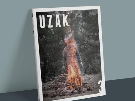 Uzak Dergi 3. Sayısı Yayımlandı