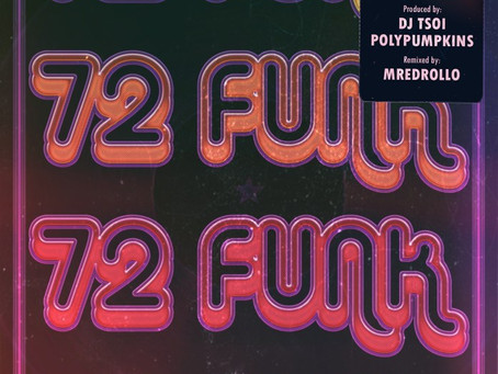 New Release - 72 Funk Original & Remix out now!