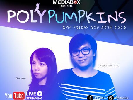 Performance at Mediabox on 20th Nov!