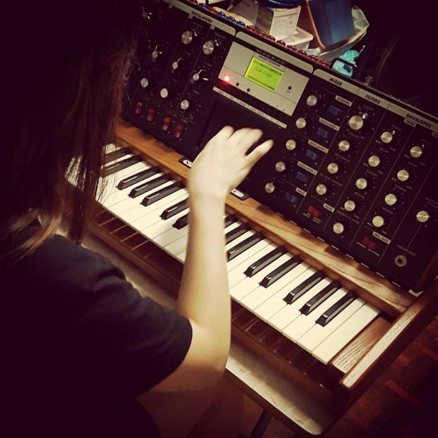 Pion Leung sound-designing.