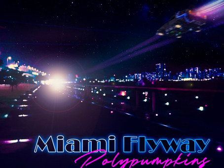 """Miami Flyway"" Synthwave Track out now!"