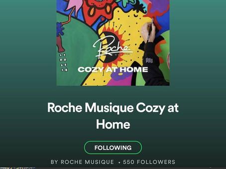72 Funk on Roche Musique Playlist