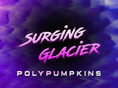 """New Single - """"Surging Glacier"""" is out today!!"""