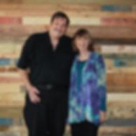 Steve and Sharon Stum, Deacons, Greeters