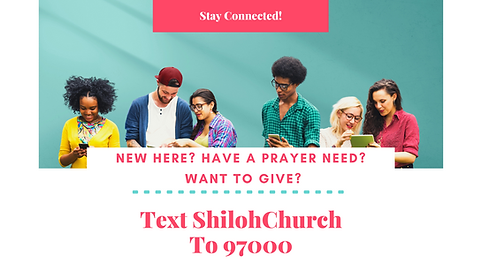 Connect ShilohChurch