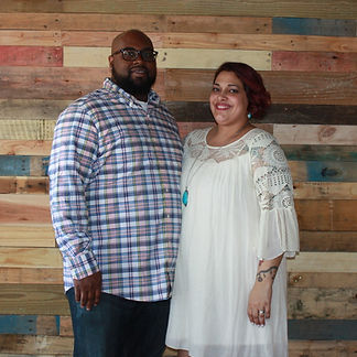 Donte and Mari Cates, Deacons, Worship T