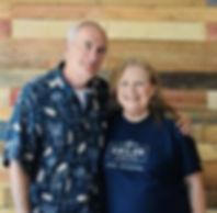 Carl and Ellen Breidenich, Deacons, Outr