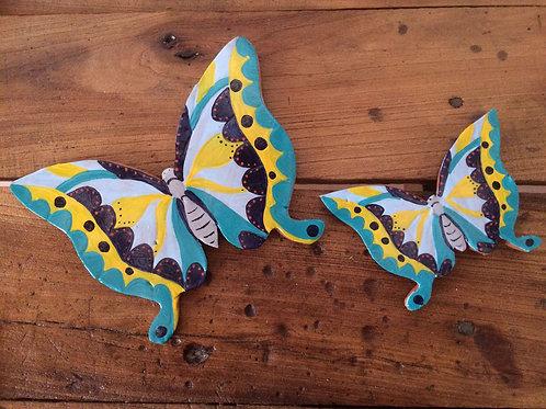 Farfalle in creta