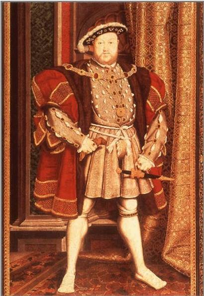 Henry VIII #1.JPG