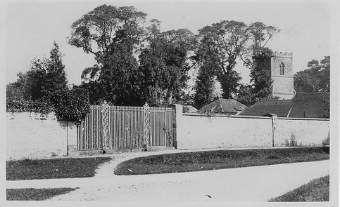 Manor House Gates
