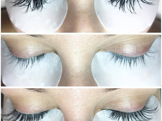 Lash Extensions Should Never Hurt