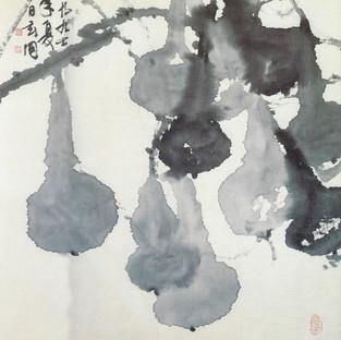 조롱박/葫芦瓜/Crescentia