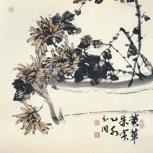 황화/黃花/Yellow flowers