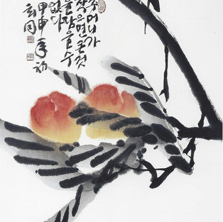 복숭아/桃/Peach