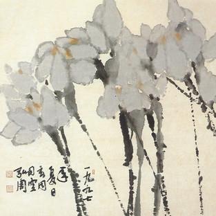 수련/水蓮/Water lilies