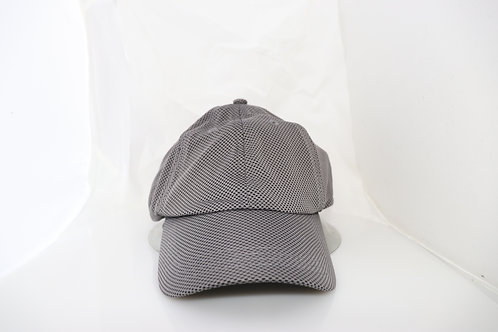 COOL ICE DARK GREY BASEBALL CURVED BRIM  CAP