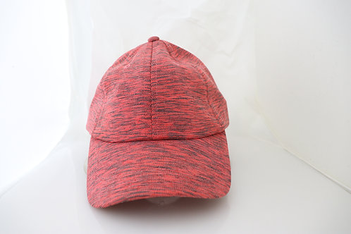 DARK ROSE JACQUARD KNITTED  BASEBALL CAP