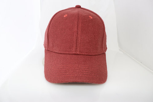 GENTS LIMITED DARK RUST BASEBALL CAP