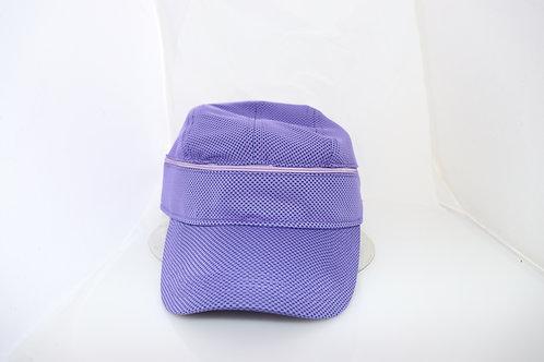 PURPLE VERSATILE VISOR CAP
