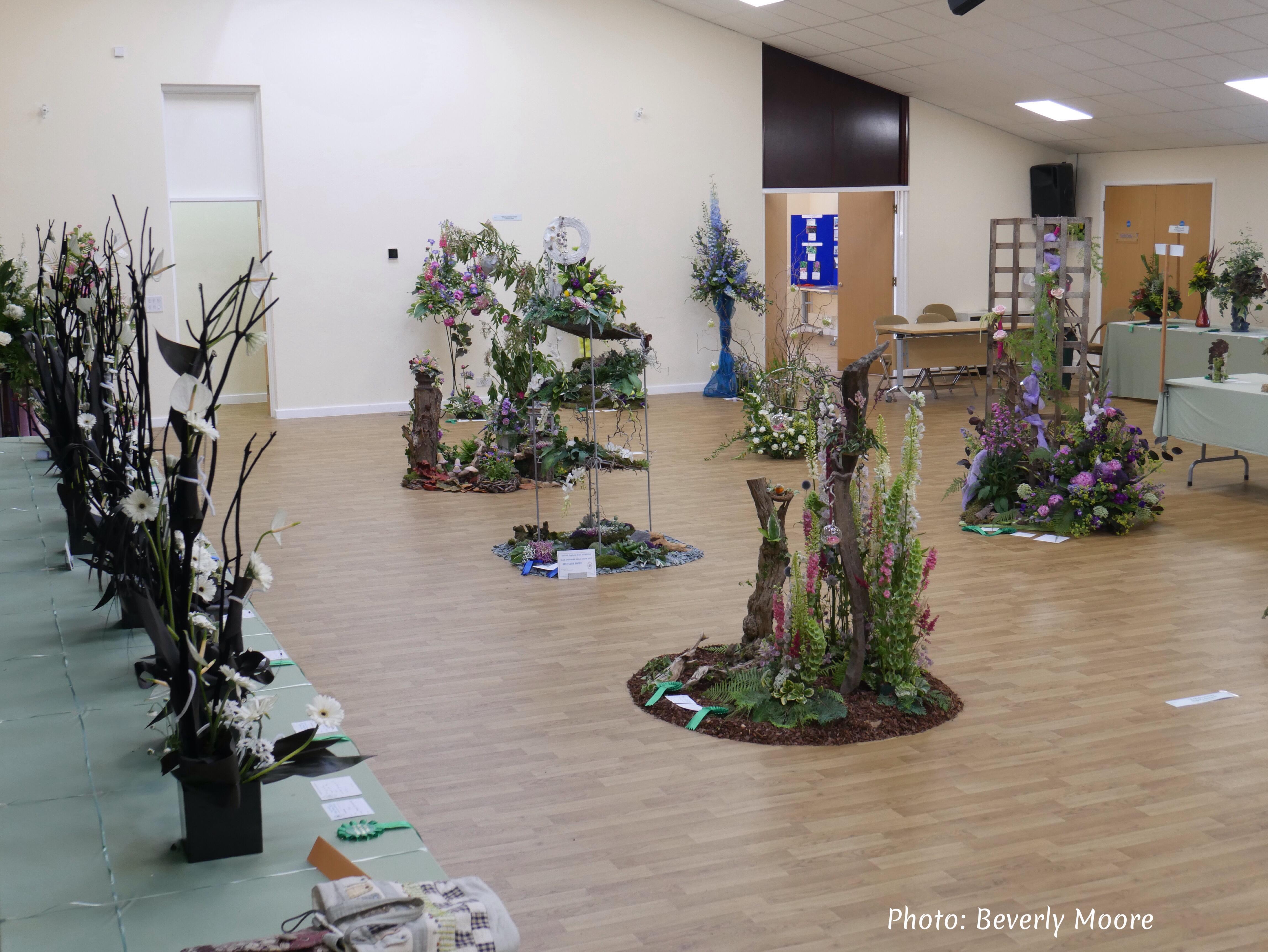 Blue Sapphire Show - Exhibition Hall-2