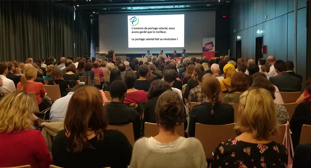 EP Portage présent au salon SME 2020, destiné aux entrepreneurs et créateurs de valeurs