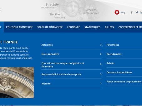 Banque de France renouvelle sa confiance à EP Portage : société incontournable du portage salarial