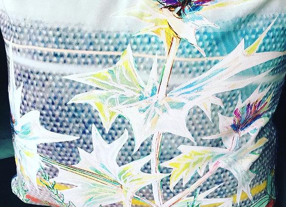 'Mersea Flora' digital print cover