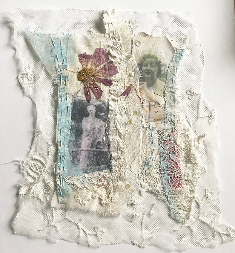 Textile Heirlooms 8/7/21 10am-3pm
