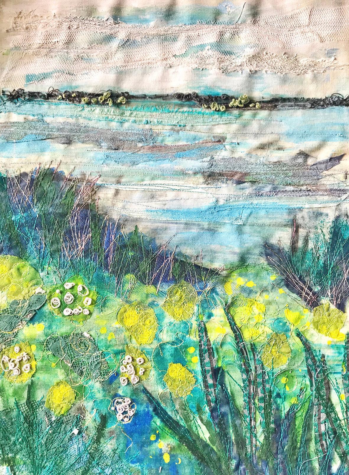 Virtual Layered Landscape - Fri. 7th May