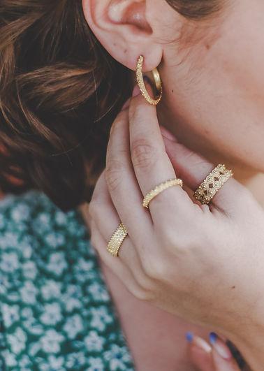 Goldplated sieraden