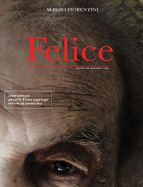 Antonio Costa, regista italiano, film director, sergio fiorentini, felice, festival de cannes, short film corner, anita kravos