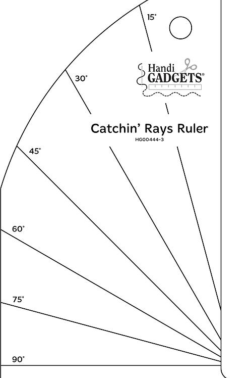 Catchin' Rays Template