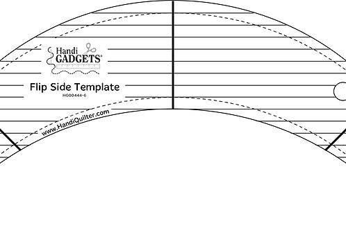 Flip Side Ruler Template