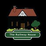 The Railway House Illustration Transpare