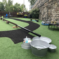 Enhancement to our outdoor water play