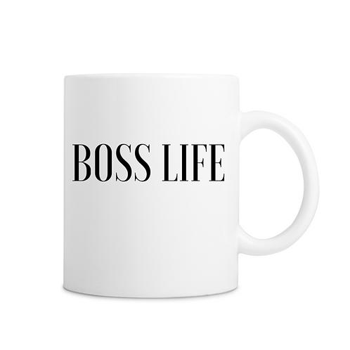 Boss Life Mug