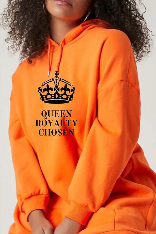 Queen Royalty Sweater Dress