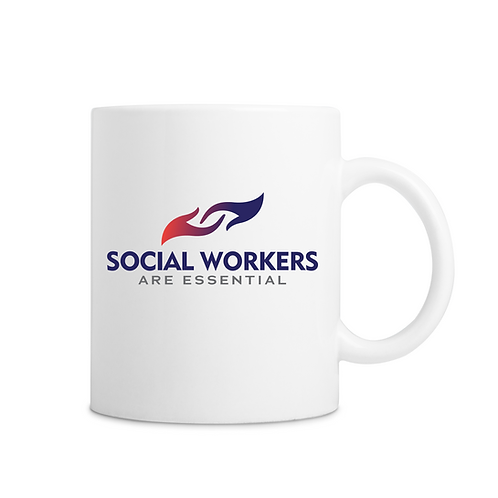 Social Work 2021 (Mug)