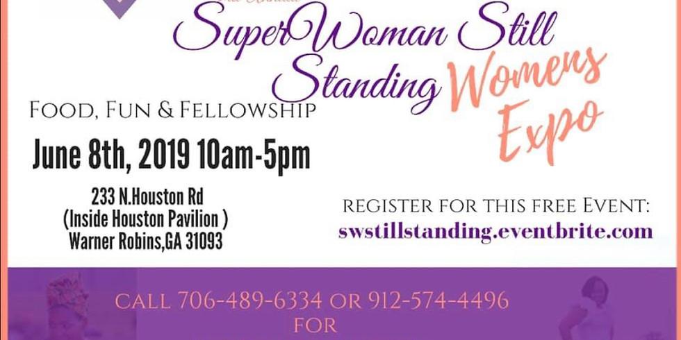 Super Woman Still Standing Women's Expo