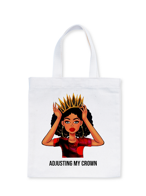 Adjust my Crown Tote