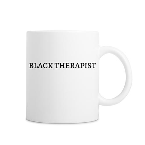 Black Therapist (Mug)