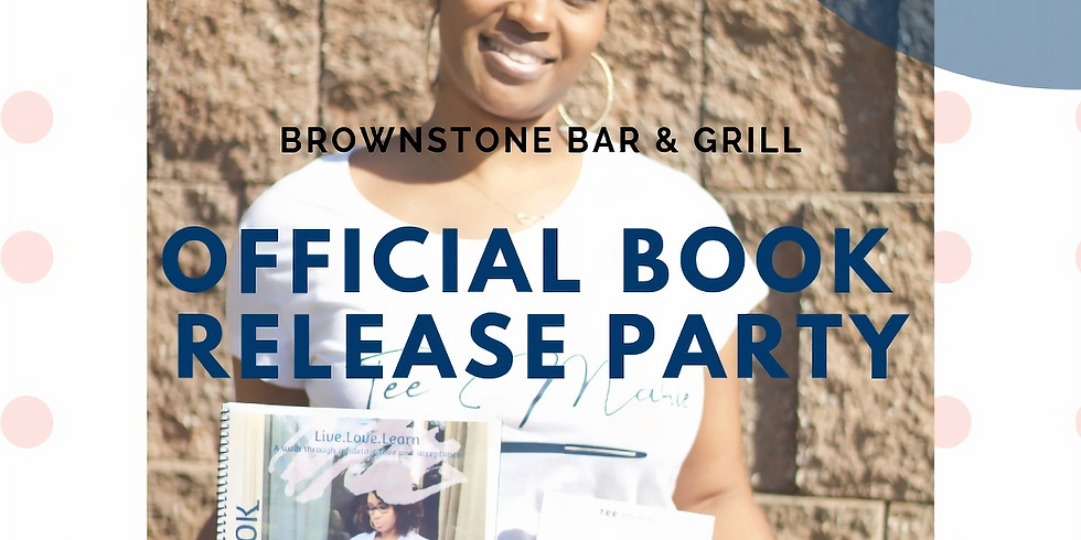 Official Book Release