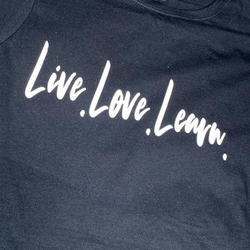 Live.Love.Learn. Black