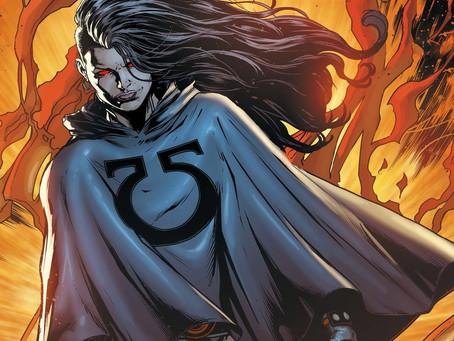 La Historia De Grail (ORIGEN) - DC Comics | Comics Story
