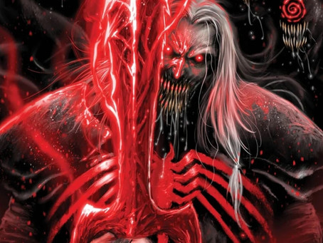 ¿Quién es Knull? EL DIOS DE LOS SIMBIONTES (Historia Y Origen) - Marvel Comics