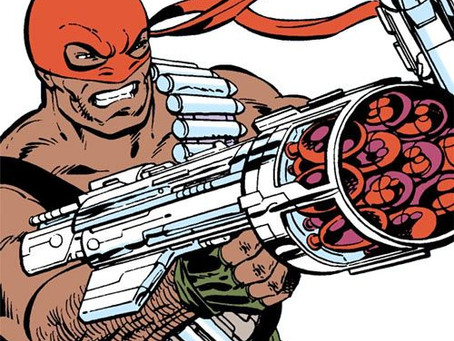 La Historia De Bloodsport (ORIGEN) - DC