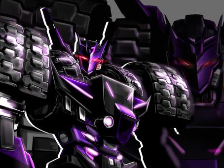 Tarn DJD - Decepticons (ORIGEN) | Transformers